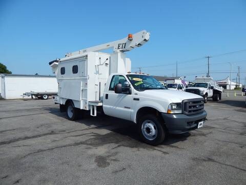 2004 Ford F-550 Super Duty for sale at Vail Automotive in Norfolk VA