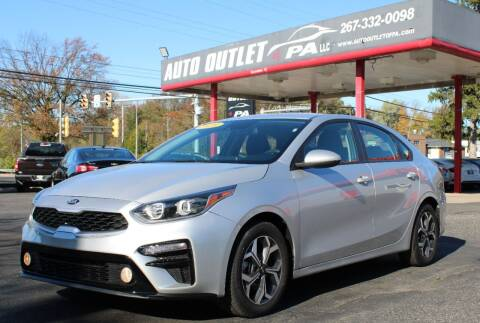 2020 Kia Forte for sale at Deals N Wheels 306 in Burlington NJ