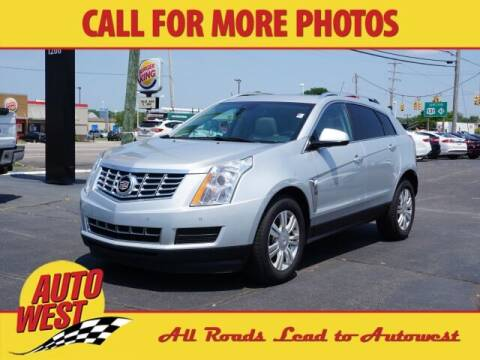 2015 Cadillac SRX for sale at Autowest of Plainwell in Plainwell MI