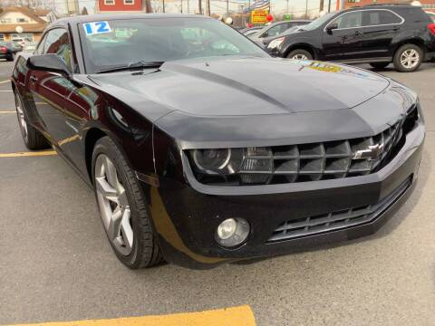 2012 Chevrolet Camaro for sale at Active Auto Sales in Hatboro PA