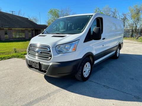 2016 Ford Transit Cargo for sale at RODRIGUEZ MOTORS CO. in Houston TX
