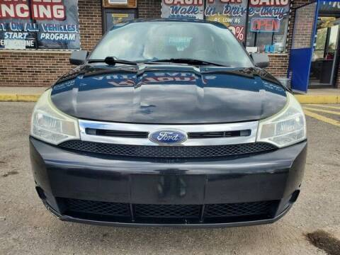 2011 Ford Focus for sale at R Tony Auto Sales in Clinton Township MI