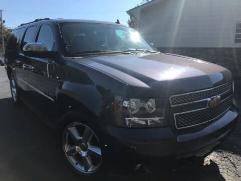 2011 Chevrolet Suburban for sale at No Full Coverage Auto Sales in Austell GA