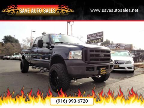 2007 Ford F-350 Super Duty for sale at Save Auto Sales in Sacramento CA