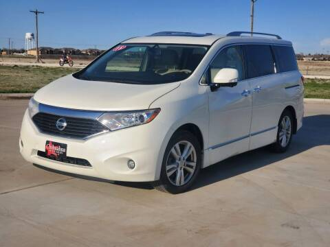 2015 Nissan Quest for sale at Chihuahua Auto Sales in Perryton TX