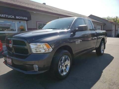 2018 RAM Ram Pickup 1500 for sale at Shattuck Motors - NEKtrucks.com in Newport VT