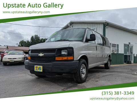 2008 Chevrolet Express Passenger for sale at Upstate Auto Gallery in Westmoreland NY