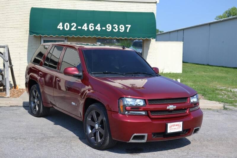 2008 Chevrolet TrailBlazer for sale at Eastep's Wheels in Lincoln NE