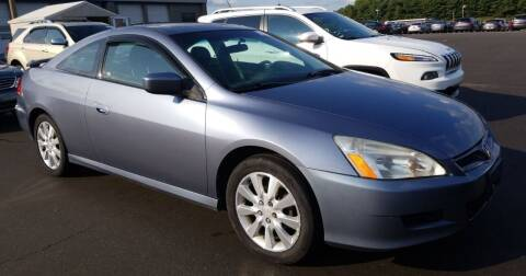 2006 Honda Accord for sale at Angelo's Auto Sales in Lowellville OH