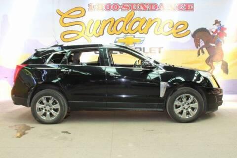 2014 Cadillac SRX for sale at Sundance Chevrolet in Grand Ledge MI