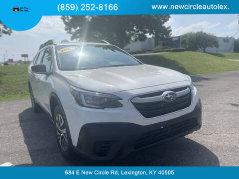 2020 Subaru Outback for sale at New Circle Auto Sales LLC in Lexington KY