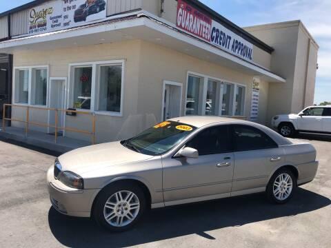 2003 Lincoln LS for sale at Suarez Auto Sales in Port Huron MI