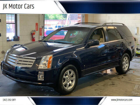 2007 Cadillac SRX for sale at JK Motor Cars in Pittsburgh PA