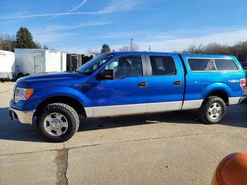 2010 Ford F-150 for sale at J.R.'s Truck & Auto Sales, Inc. in Butler PA