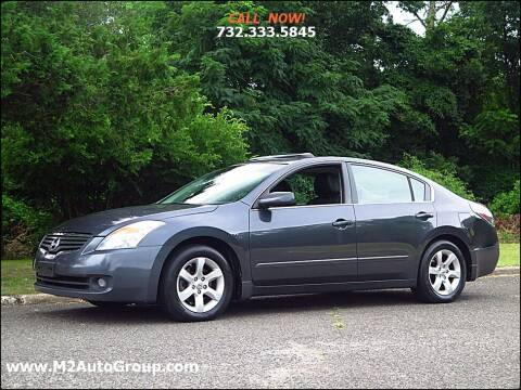 2008 Nissan Altima for sale at M2 Auto Group Llc. EAST BRUNSWICK in East Brunswick NJ