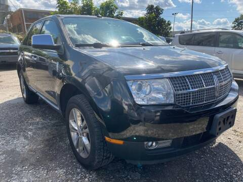 2010 Lincoln MKX for sale at Philadelphia Public Auto Auction in Philadelphia PA
