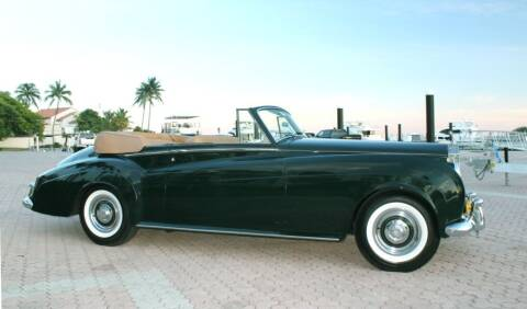 1962 Rolls-Royce Silver Cloud 3