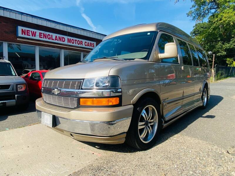 2005 Chevrolet Express Cargo for sale at New England Motor Cars in Springfield MA