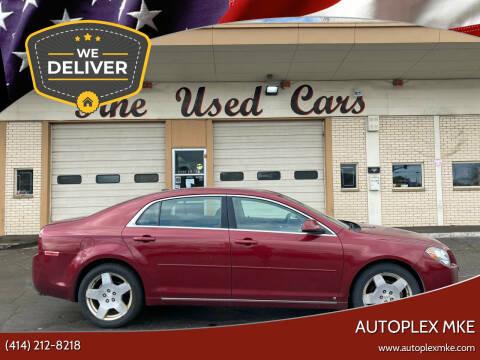 2009 Chevrolet Malibu for sale at Autoplex MKE in Milwaukee WI