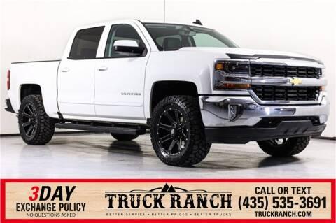 2018 Chevrolet Silverado 1500 for sale at Truck Ranch in Logan UT