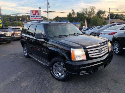 2005 Cadillac Escalade for sale at KB Auto Mall LLC in Akron OH