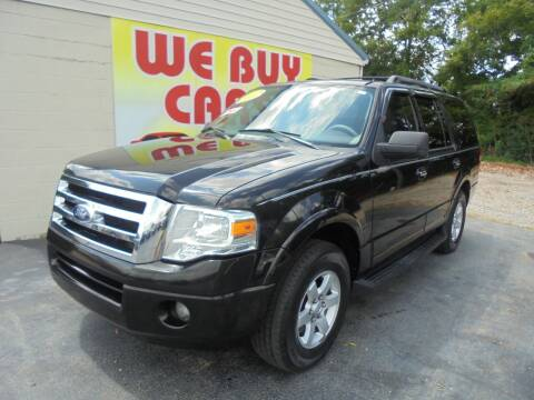 2010 Ford Expedition for sale at Right Price Auto Sales in Murfreesboro TN
