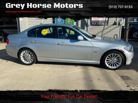 2011 BMW 3 Series for sale at Grey Horse Motors in Hamilton OH