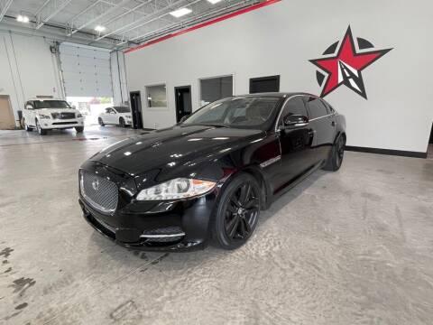2011 Jaguar XJL for sale at CarNova in Sterling Heights MI