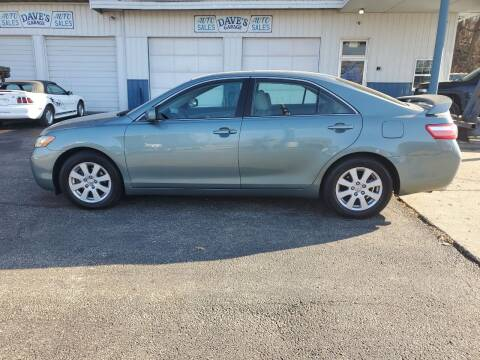 2007 Toyota Camry for sale at Dave's Garage & Auto Sales in East Peoria IL