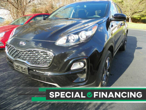 2020 Kia Sportage for sale at Ed Davis LTD in Poughquag NY