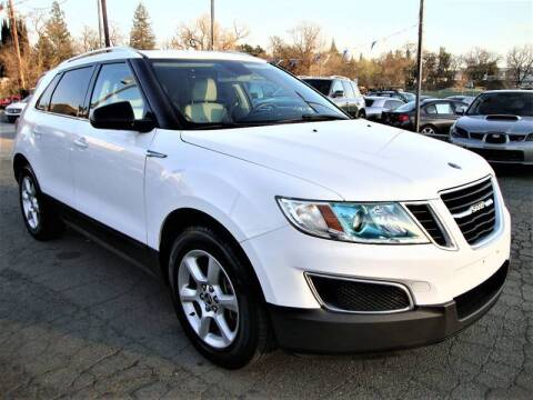 2011 Saab 9-4X for sale at DriveTime Plaza in Roseville CA