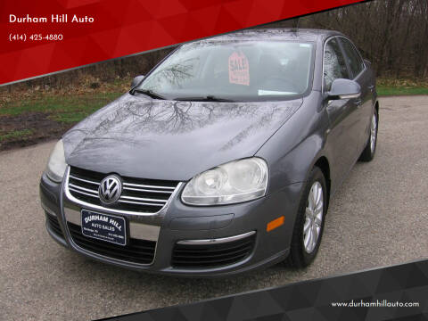 2007 Volkswagen Jetta for sale at Durham Hill Auto in Muskego WI