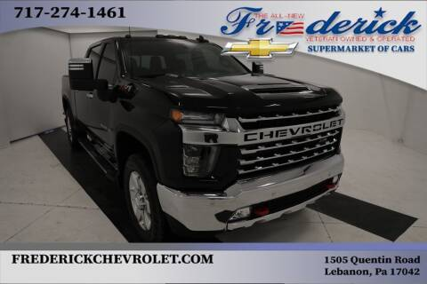 2020 Chevrolet Silverado 2500HD for sale at Lancaster Pre-Owned in Lancaster PA