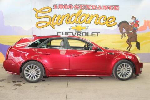 2010 Cadillac CTS for sale at Sundance Chevrolet in Grand Ledge MI