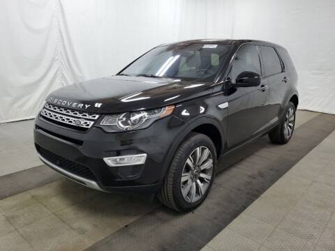 2017 Land Rover Discovery Sport for sale at Florida Fine Cars - West Palm Beach in West Palm Beach FL