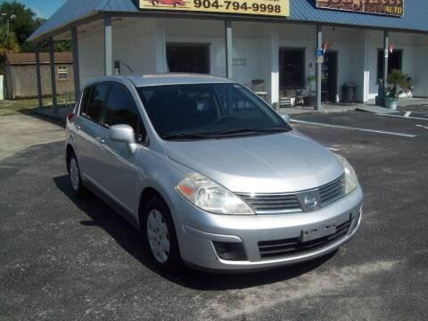 2007 Nissan Versa for sale at LONGSTREET AUTO in Saint Augustine FL