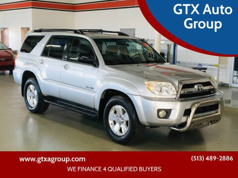 2006 Toyota 4Runner for sale at GTX Auto Group in West Chester OH