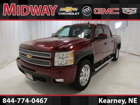 2013 Chevrolet Silverado 1500 for sale at Midway Auto Outlet in Kearney NE