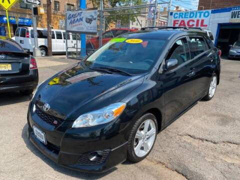 2010 Toyota Matrix for sale at DEALS ON WHEELS in Newark NJ