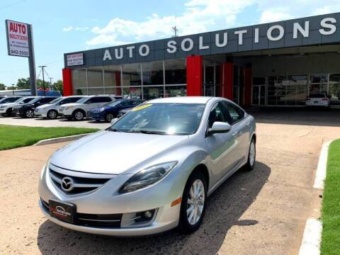 2012 Mazda MAZDA6 for sale at Auto Solutions in Warr Acres OK