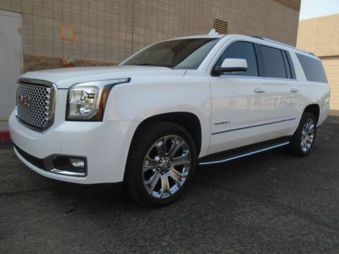 2016 GMC Yukon XL for sale at COPPER STATE MOTORSPORTS in Phoenix AZ