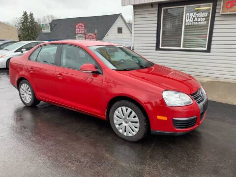 2010 Volkswagen Jetta for sale at OZ BROTHERS AUTO in Webster NY