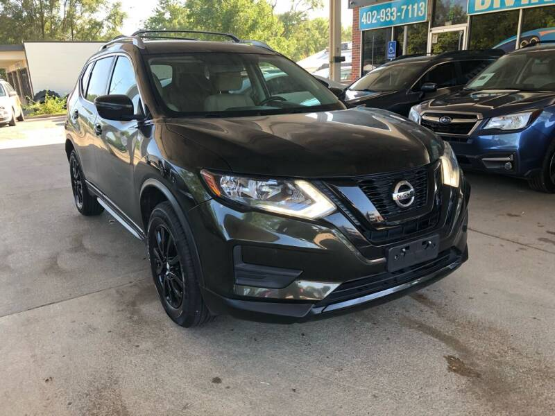 2017 Nissan Rogue for sale at Divine Auto Sales LLC in Omaha NE
