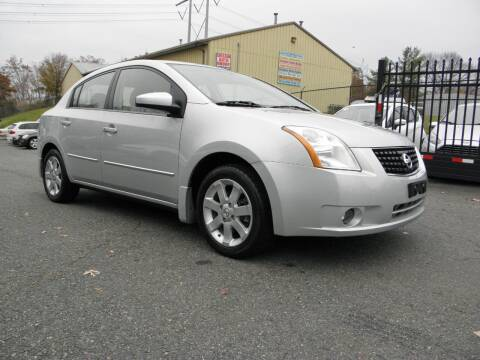 2008 Nissan Sentra for sale at Dream Auto Group in Dumfries VA
