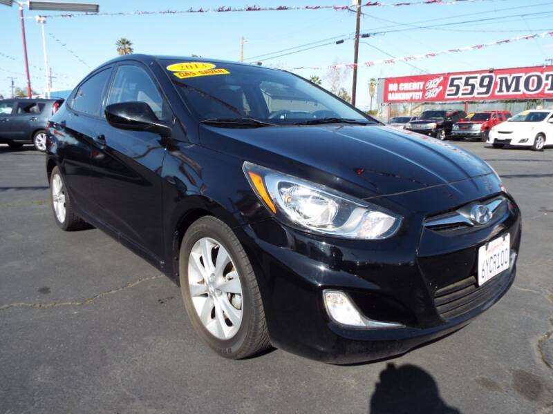 2013 Hyundai Accent for sale at 559 Motors in Fresno CA