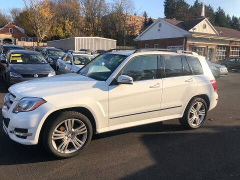 2014 Mercedes-Benz GLK for sale at Fellini Auto Sales & Service LLC in Pittsburgh PA