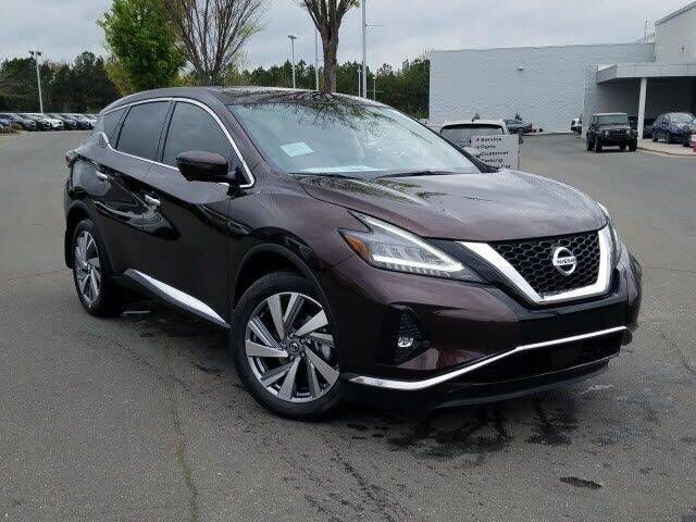 2021 Nissan Murano for sale in Rock Hill, SC