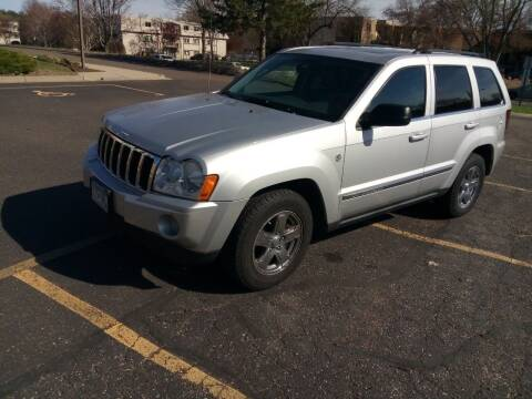 2007 Jeep Grand Cherokee for sale at Continental Auto Sales in White Bear Lake MN