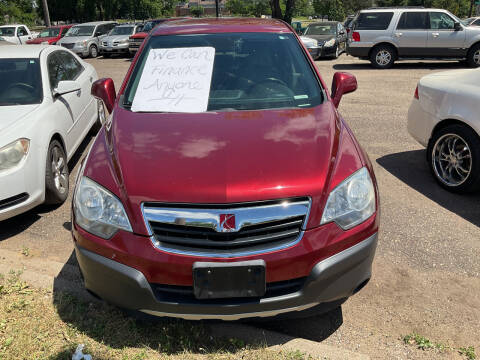 2008 Saturn Vue for sale at Continental Auto Sales in White Bear Lake MN