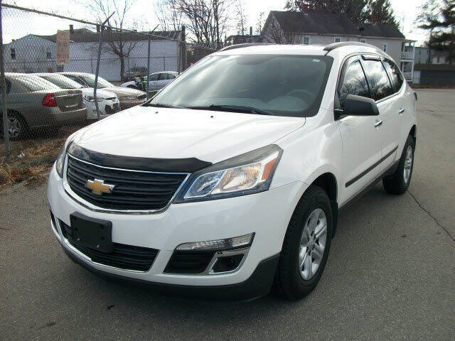 2013 Chevrolet Traverse for sale at Knight Automotive in Southbridge MA
